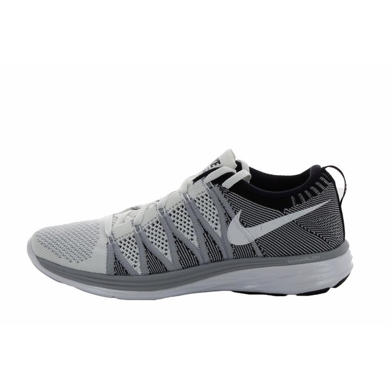 Basket Nike Flyknit Lunar 2 - Ref. 620465-100