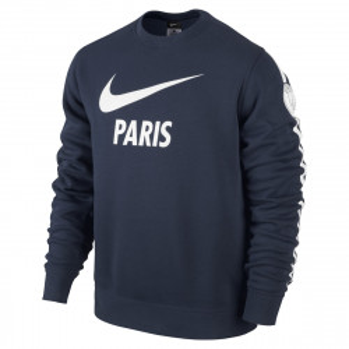 Sweat Nike PSG Core Crew - Ref. 629724-410
