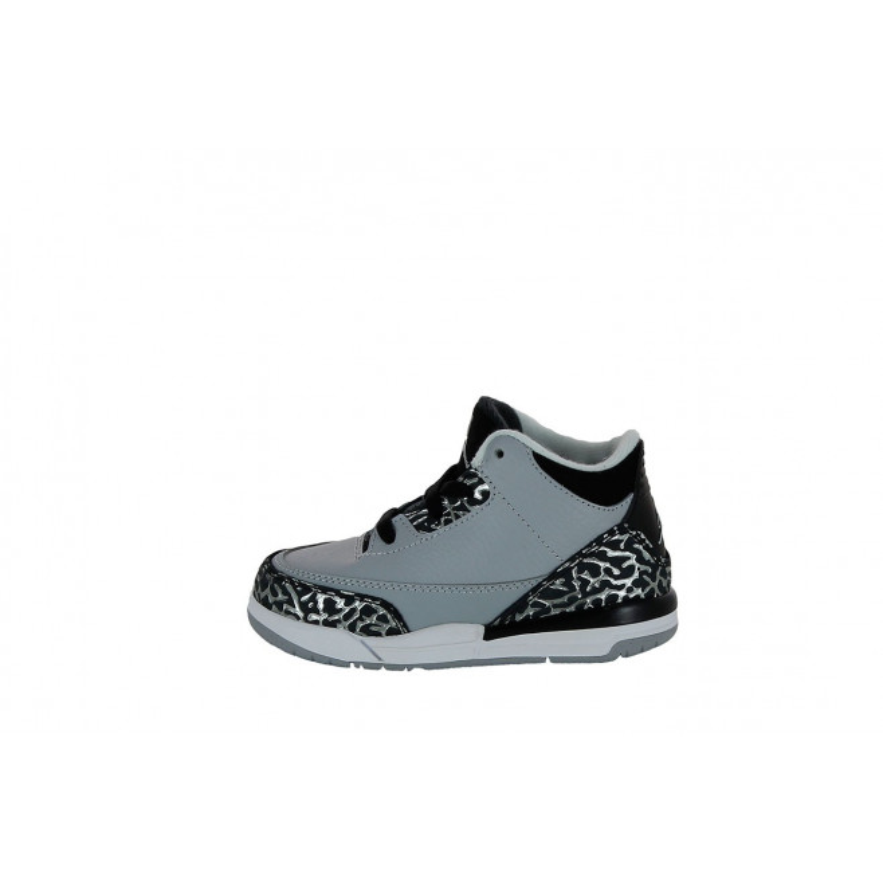 Basket Nike Air Jordan 3 Retro Bébé - Ref. 832033-004
