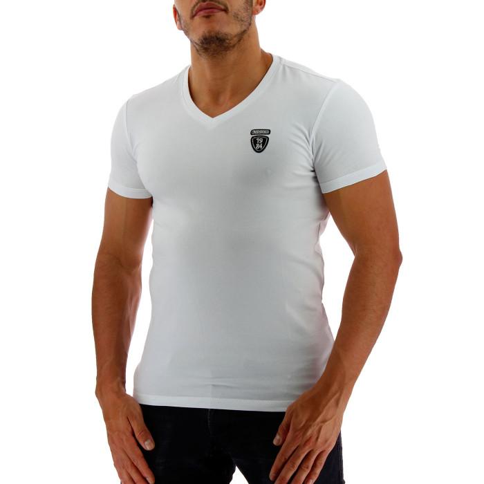 Tee-shirt Redskins Skyfall Calder (Blanc)