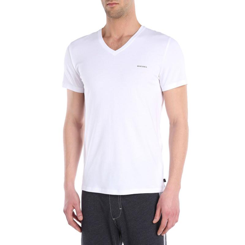 Tee-shirt Diesel Umtee Michael (Blanc)