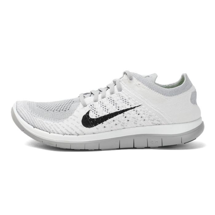 Basket Nike Free 4.0 Flyknit - Ref. 631053-101