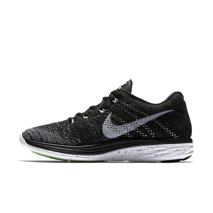 Basket Nike Flyknit Lunar 3 - Ref. 698181-010
