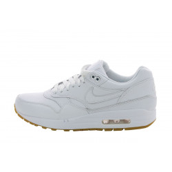Basket Nike Air Max 1 Leather - Ref. 705007-111