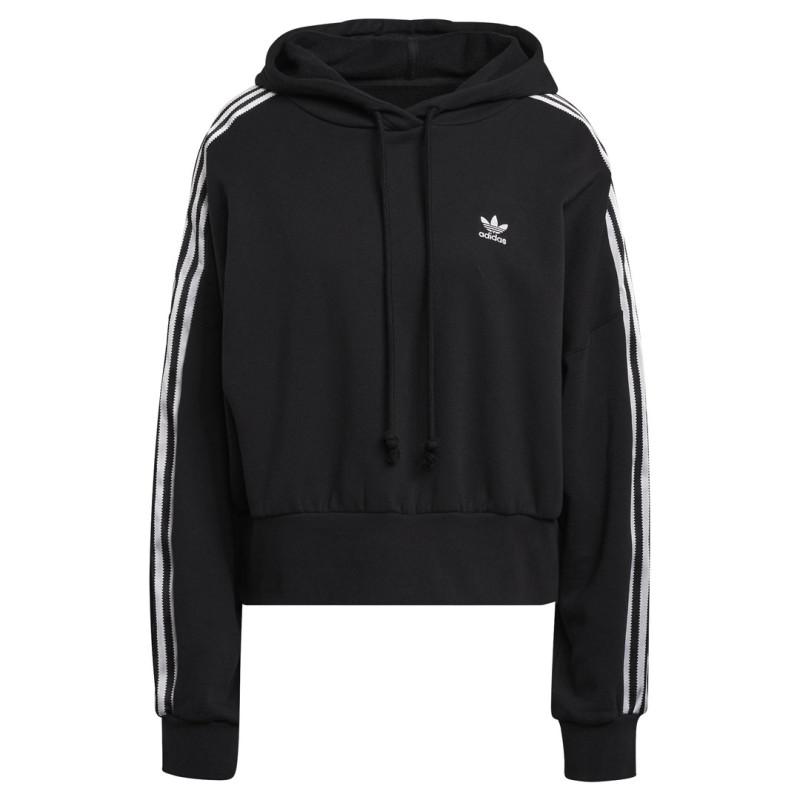 Adidas Originals Sweat adidas Originals ADICOLOR CLASSICS SATIN TAPE CROPPED