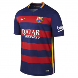 Maillot de football Nike FC Barcelona Stadium Home 2015/2016 - Ref. 658794-422