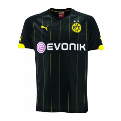 Maillot de football Puma Junior Borussia Dortmund Away 2014/2015 - Ref. 745899-01