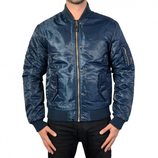 Blouson Redskins Hunter Eldorado (Bleu)