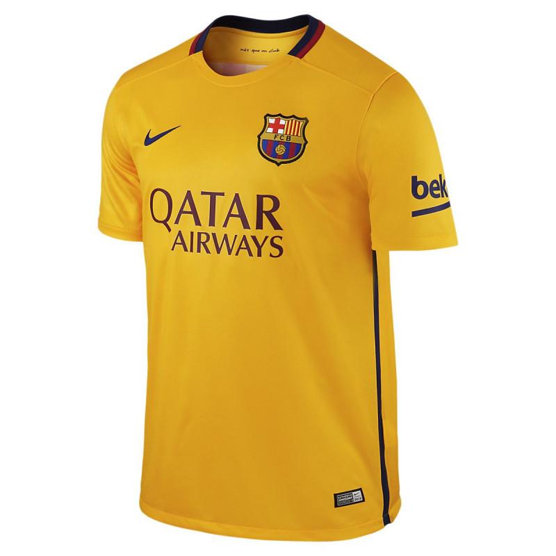 Maillot Nike FC Barcelona Stadium Away 2015/2016 - Ref. 658785-740
