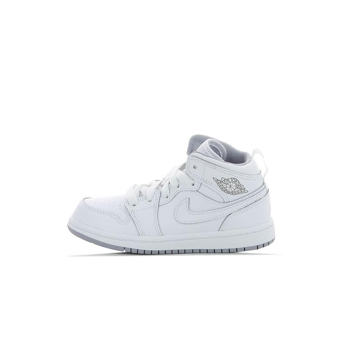 Basket Nike Air Jordan 1 Mid Cadet - Ref. 640734-112