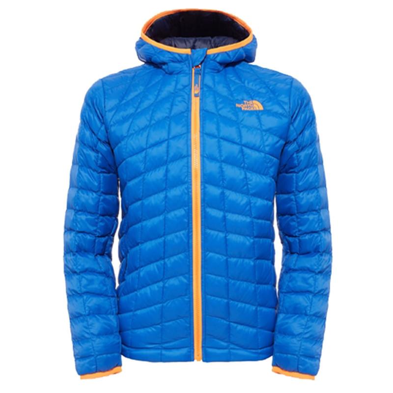Veste The North Face Thermoball pour garçon (Bleu) - Ref. T0CSG8BL5