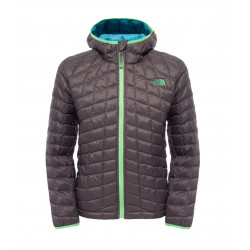 Doudoune The North Face Thermoball Junior (Marron)