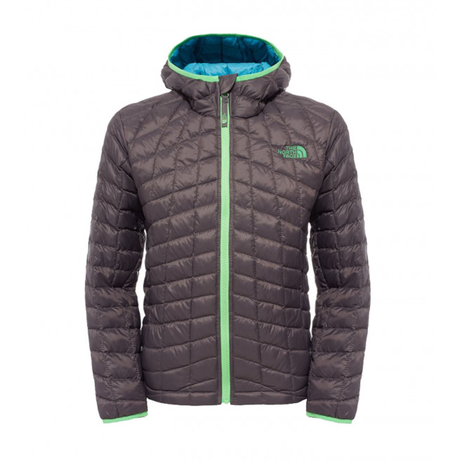 Veste The North Face Thermoball pour garçon (Marron) - Ref. T0CSG8044