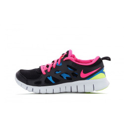 Basket Nike Free Run 2 Junior - Ref. 477701-010