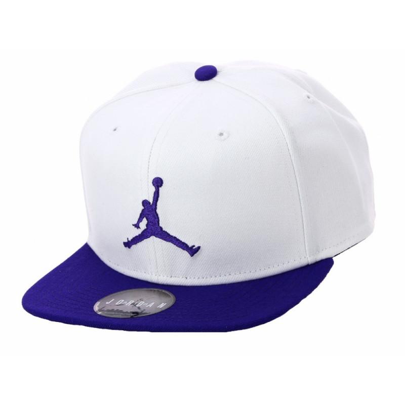 Casquette Nike Jordan Jumpman True - Ref. 513405-107