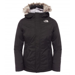 Parka The North Face Greenland Junior Fille (Noir)