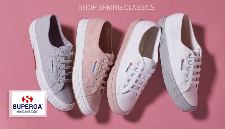 Superga Nouvelle collection