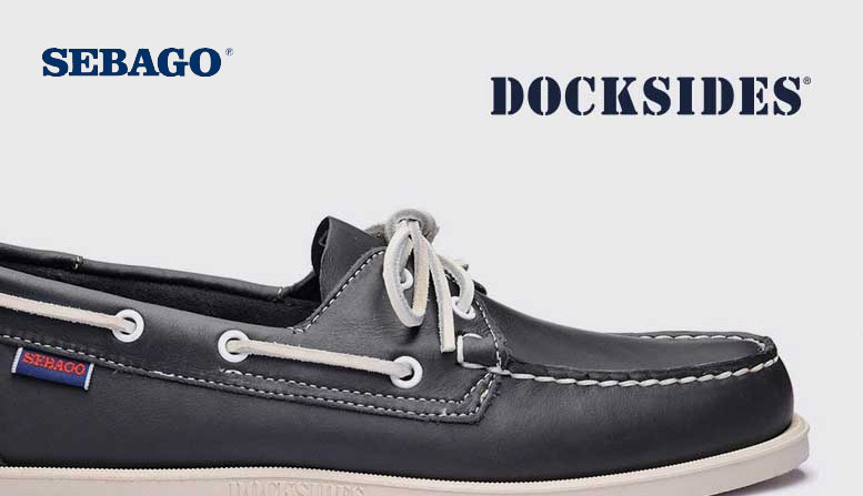 Nouvelle collection Sebago